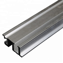 Mill Finish U Shape Aluminum Extrusion Profiles